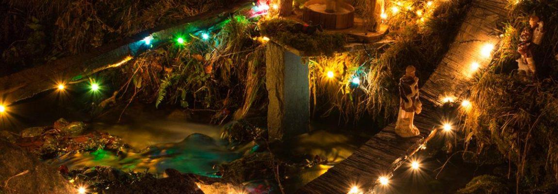 La magia del Natale, l'emozione dell'acqua