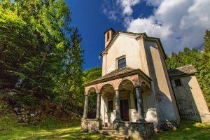 Sacro Monte Madonna di Salera - Fior d'Acqua 2017 - ph. Marco Cerini