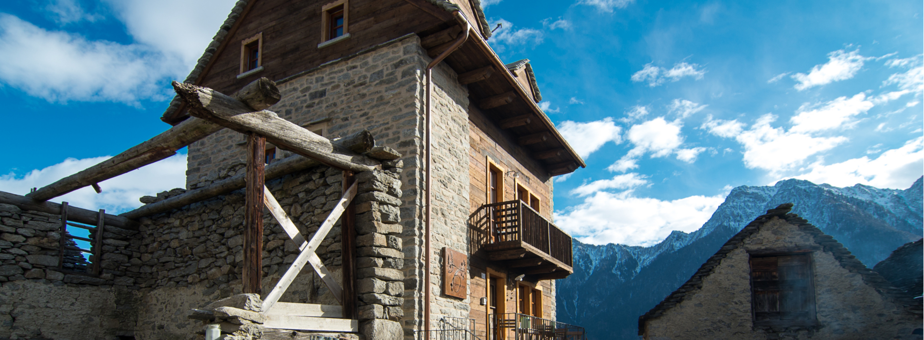 Terrarara - an eco b&b in the Alps
